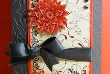 Card folding / by Patricia Yanik