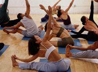Yoga Inspiration  / by Jennifer Churilla