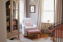 Vintage Nursery / Beautiful interior inspiration for your own nursery.  / by Feltman Brothers