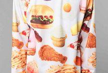 Fast food fashion