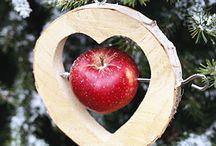 Weihnachtsdekoration / Von überall fröhliche ideen mitnehmen