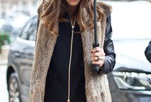 IT Girls / The stylish girls we love watching to see what they'll come up with next