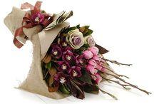 Verpakken bloemen en planten