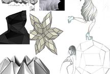 oRiGaMi / paper and fabric folding manipulation