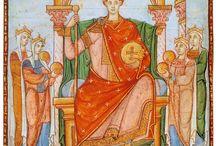 Plastyka Średniowieczna / Zdjęcia, które przydadzą się przy powtarzaniu materiału z plastyki średniowiecznej.