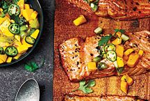 D ww salmon:  cooking with.. / by Anne McGuire
