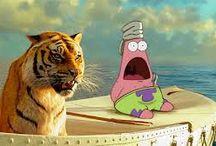 Surprised Patrick ;) / Um it's surprised Patrick?