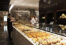 Bakery concept / Bakery interior design