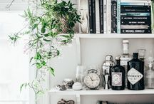 Roomspiration / Shelves