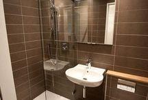 Washroom for master bedroom
