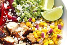 Salat etc. / Alles rund um Salat