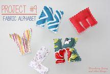 Fabric & felt craft