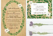 Greenery Barn Wedding