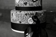 graffiti cakes