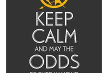 May The Odds Be Ever in Your Favor... / by Brittany Aho