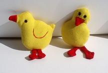 Pasen / Easter / Alles wat met Pasen te maken heeft: Paashaas, eieren, kuikens, kippen etc / Everything that has to do with Easter: Bunny, eggs, chicks, chicken etc.