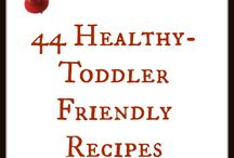 Toddler Food ideas!