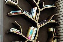 Boekenkast tj