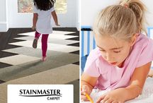 Stainmaster Flooring / Stainmaster floors are crafted to withstand any family's busy life style.
