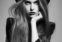 portraits + hats