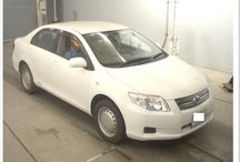 Toyota Corolla Axio (NZE) 2007 White - Buy the NZE cheaply / Refer:Ninki26706 Make:Toyota Model:Corolla Axio Year:2007 Displacement:1500cc Steering:RHD Transmission:AT Color:White FOB Price:5,700 USD Fuel:Gasoline Seats  Exterior Color:White Interior Color:Gray Mileage:45,000 km Chasis NO:NZE144-6003374 Drive type  Car type:Sedans