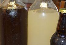 homemade beverages
