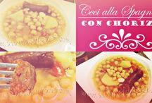 Primi piatti da provare! / I primi e squisiti piatti del Blog La Luna dei Golosi!