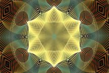 Sankofa's Abstract Art