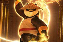 kung fu panda ♥