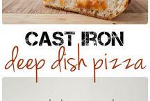 Iron Skillet Recipes