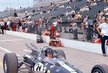 Indy cars '50 & '60