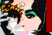 """i miei lavori / massimiliano sbrescia stà rivoluzionando la pop art tracciando percorsi nuovi all'intereno nell""""arte sovrapposta creando un concetto nuovo di supporto elaborazione artistica. Franzese Michele"""