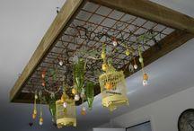 Houtenrek plafond