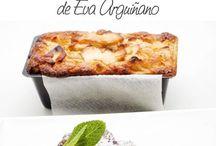 tarta de manzana Eva Arguiñano
