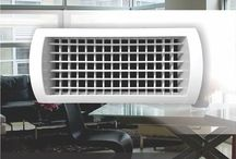 NEW: Circular duct grilles
