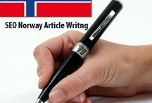 Norwegian article writing