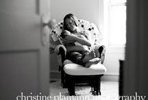 Newborns at home