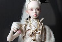 Porcelain / Dolls / by Julia Marie Chew