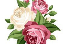 ART INSPO: FLOWERS