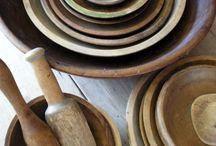 Madera / Objetos de madera
