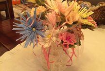 Keçe çiçekleri
