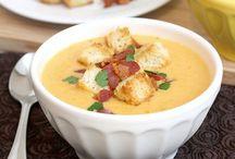 Суп из сливок