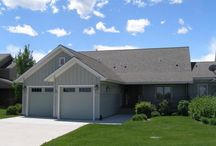 The Powder Horn Homes / Beautiful homes in the master planned golf community of The Powder Horn in Sheridan, Wyoming