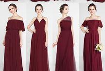Elzandi Bridesmaid dresses