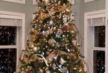 Christmas tree deer
