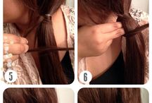 Nice way to put hair:)