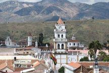 BOLIVIA / Sucre
