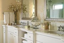 Beautiful Bathrooms / by MaryLiz LeBoeuf