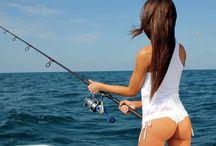 Fiskeri / Fiskeri, fritidsfiskeri, fiskekurve, fisk