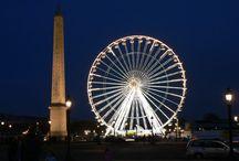 Paris la nuit / / Paris by night